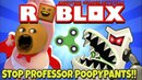 Annoying Orange Plays - ROBLOX: Stop Professor Poopypants!!
