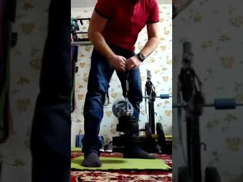 Evgeny Nikitin CRAB4 LIFT(RH) - 21,04 kg