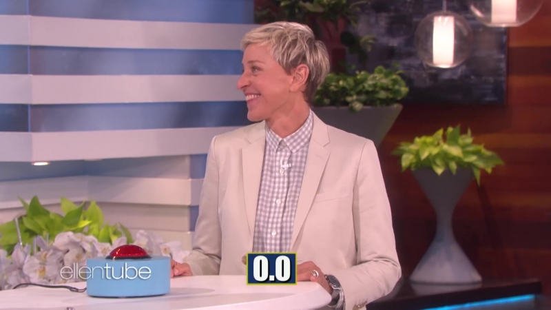 Ellen and Cardi B Play 5 Second Rule