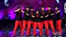 Yetenek Sizsiniz Türkiye 2.tur - Crazy Eyes Crew Dans performansları (AZƏRBAYCANLI GRUP)
