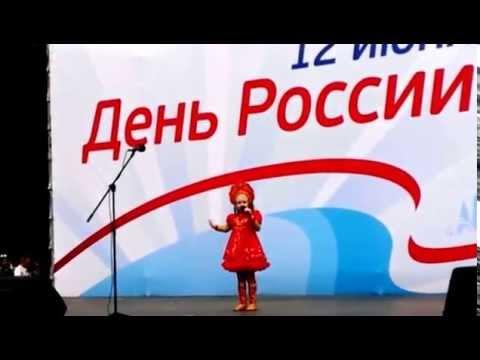 Насырова Оля_ 7 лет - Сапожки русские (сл. Щербань А. муз. Кудрин Н. )