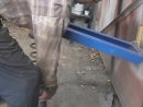 Приспособление для разборки-сборки стойки ВАЗ 2108
