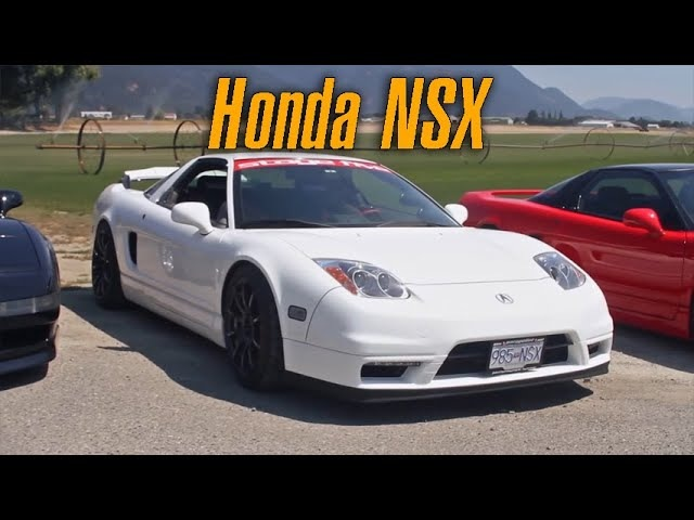 Клуб владельцев Honda NSX /Acura NSX [BMIRussian]