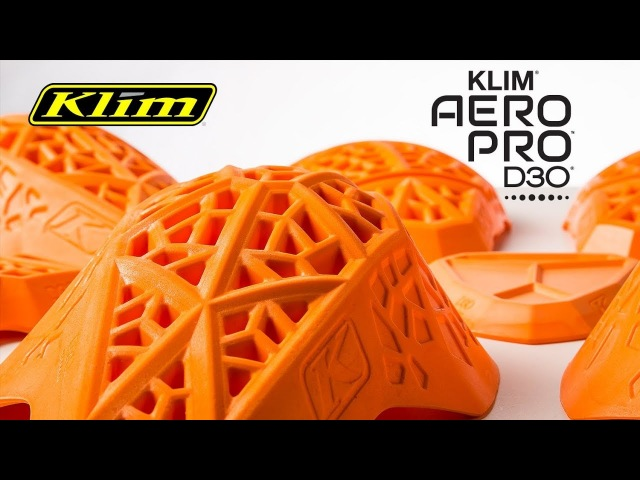 KLIM Badlands Pro - D3O Aero Pro