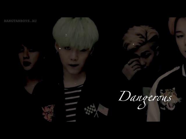 Yoongi Jungkook | Dangerous {gangcriminal au!}