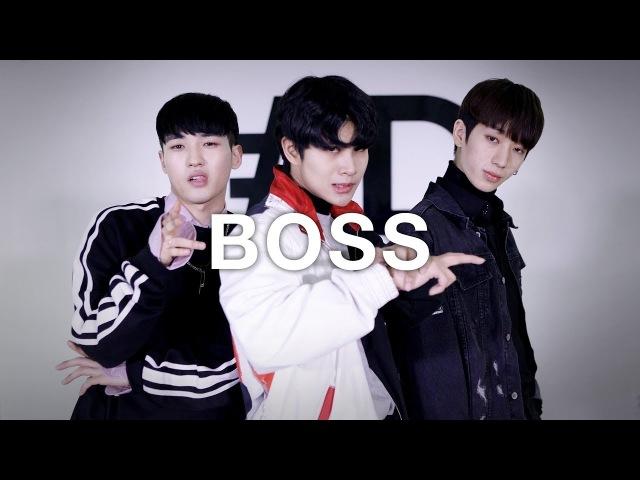 [ kpop ] NCT U (엔시티 유) - BOSS (보스) Dance Cover (DPOP STUDIO)
