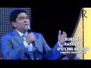 Xurshid Rasulov O'g'ling bo'lsin Хуршид Расулов Углинг булсин concert version 2015
