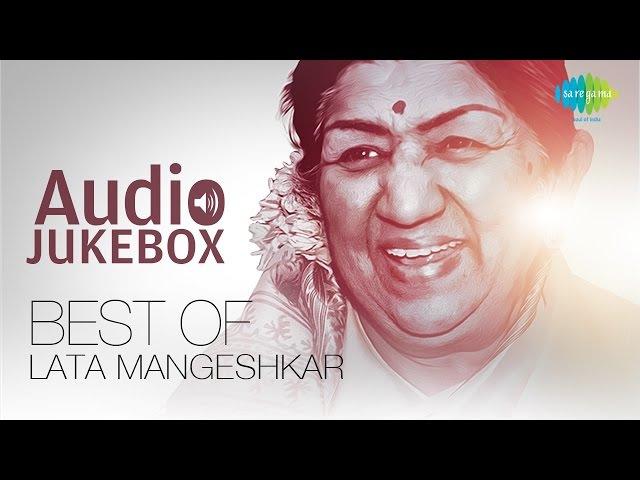 Best of Lata Mangeshkar Vol 1 Dekha Ek Khwab HD Song Jukebox