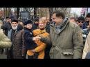 Саакашвілі з ізалятару заклікаў выходзіць на пратэст I Задержание Саакашвили Белсат