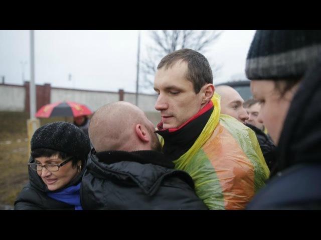 Сяргей Пальчэўскі: На Данбасе я адпачыў ад Беларусі | Пальчевский на Донбассе <Белсат>