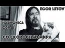 Со скоростью мира (Егор Летов cover на губной гармошке) - Борис Плотников и Игорь Муллер