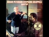 Oscar Peterson &amp Stephane Grappelli - If I Had You