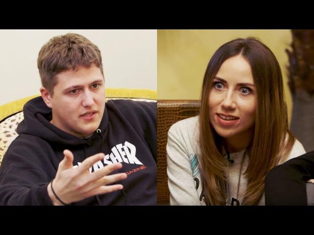 ЭЛЛИ ДИ НА HYPE CAMP   РУСЛАН ТУШЕНЦОВ/CMH УСТРОИЛ СКАНДАЛ