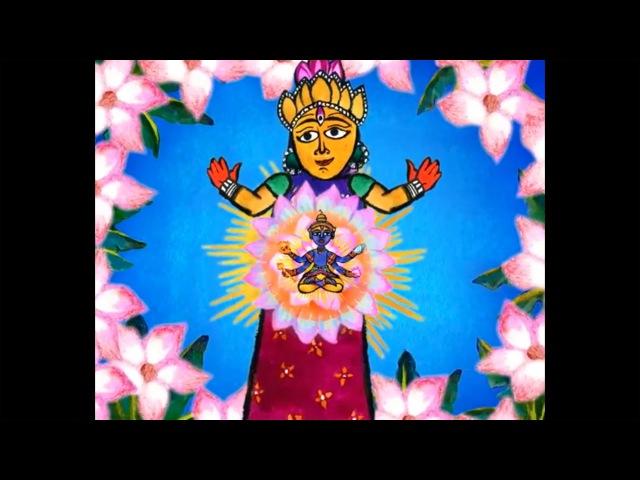 Indian lullaby World lullabies - Индийская колыбельная Колыбельные мира