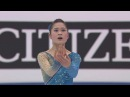 23 JPN Satoko MIYAHARA - 2018 Four Continents - Ladies FS