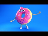 Cinema 4D Tutorial - How to Make a Realistic Plastic Vinyl Toy Texture