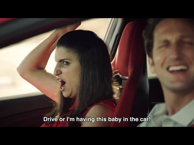 How to get away with speeding - Funny Honda Civic Type R Commercial