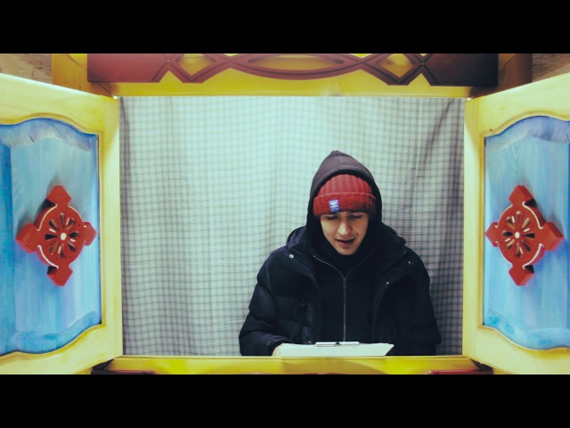 Окно в сказку: Саша читает отрывок из сказки