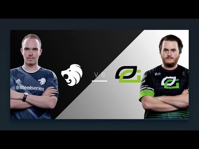 CS:GO - North vs. OpTic [Overpass] - Group B Round 4 - ESL Pro League Season 6 Finals
