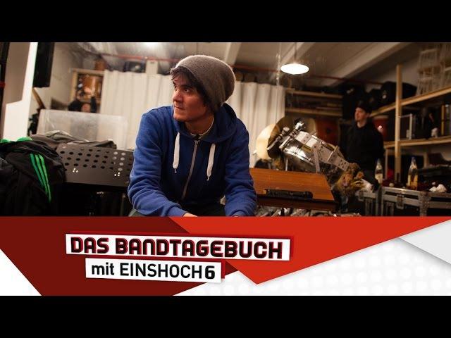 Deutsch lernen mit Musik (B1B2)   Das Bandtagebuch mit EINSHOCH6   Im Proberaum