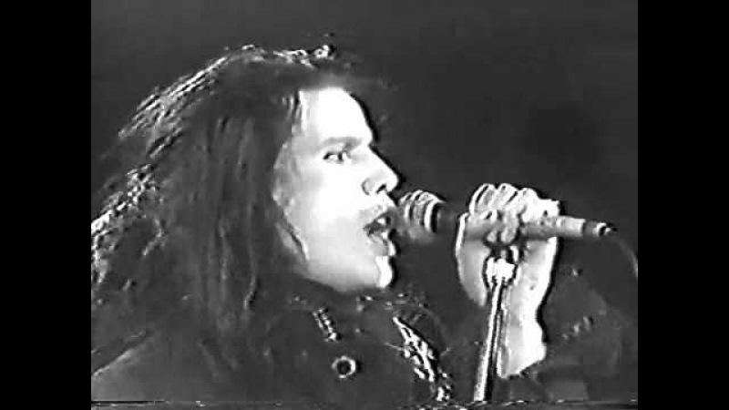 The Cult London Golders Green Hippodrome 19 02 1986