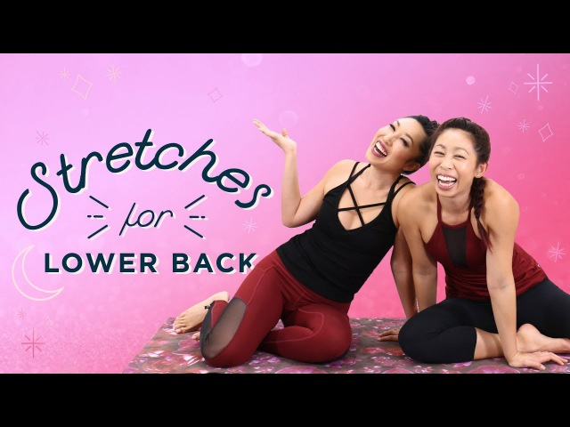 Stretch Combo to Relieve Low Back Pain