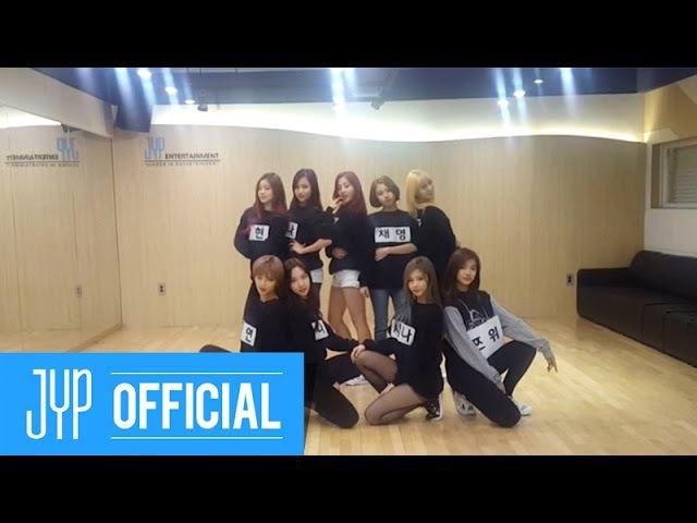 TWICE(트와이스) OOH-AHH하게(Like OOH-AHH) Dance Practice NAME TAG Ver.