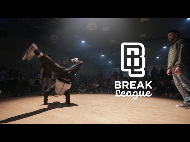 LUNATEK ENERGY TRU CRU l SEMI FINAL | NEED FOR DANCE x BREAK LEAGUE