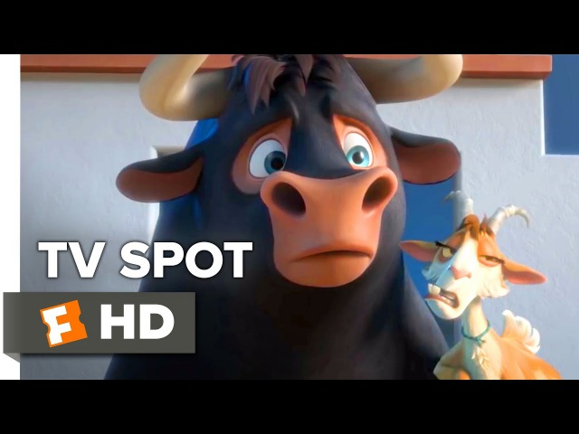 Ferdinand TV Spot - What Did You Say Your Name Was? (2017) | Movieclips Coming Soon