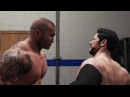 WW Ambrose Rollins vs Elite Club and Killick Attack Orton