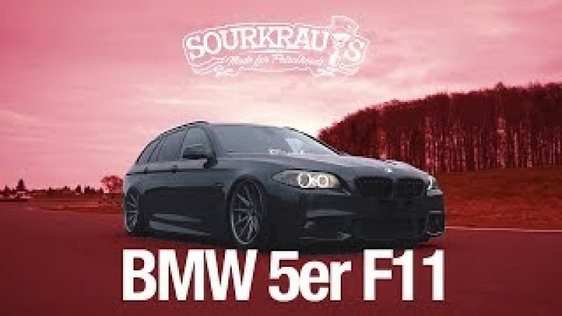 BMW 5er f11 Sourkrauts Short Cut