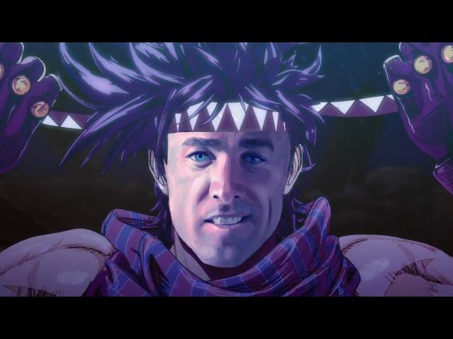 JoJo OP2「BLOODY STREAM」 Gachimuchi Edition