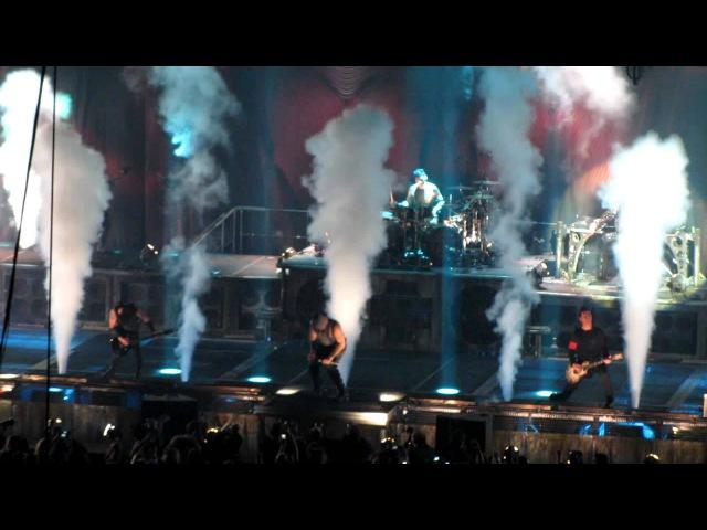 Rammstein - Keine Lust Live In Ahoy 04-03-12