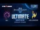 Ultimate Series: Bly (Z) vs HellraiseR (P)