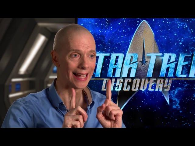Star Trek | It's A Fight Or Flight Universe For Lieutenant Saru On Star Trek Discovery