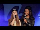 Anastasia Novichihina and Aminata - I can breathe