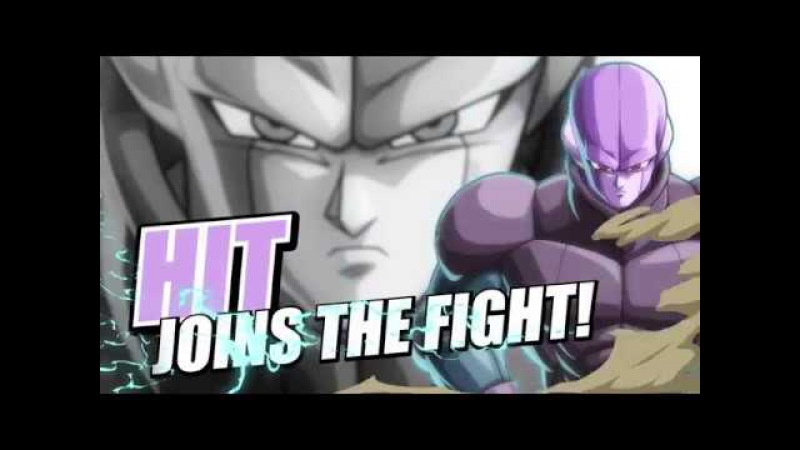 Dragon Ball FighterZ - Hit Character Trailer   PS4, X1, PC