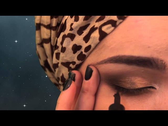 Арабский макияж Arabic Makeup Tutorial