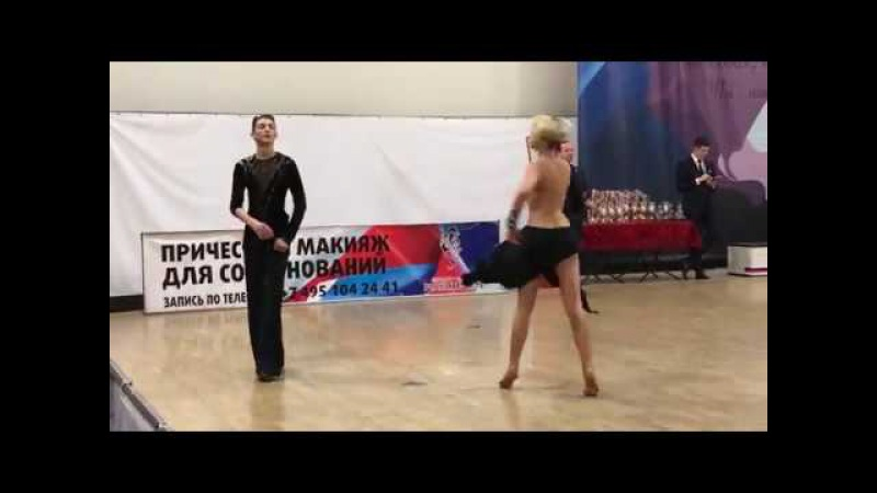 Краснов Кирилл- Еремина Виктория ТСК Ника