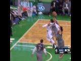 Boston Celtics в Instagram: «The rook throws it down hard! 🔨»