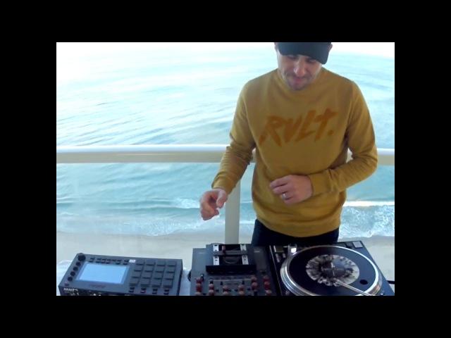 DJ Brace - SeratoSampleChallenge Finalist