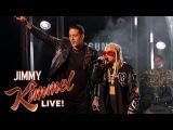 HD G-Eazy x Bebe Rexha - Me, Myself And I (Live at Jimmy Kimmel)