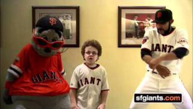 Fist Pump OFFICIAL VIDEO wHardNox, Keenan Cahill and Giants Pitcher Sergio Romo