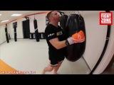 Обучалка от Дуэйна Людвига (7): Как развить мощь удара коленом (перевод FIGHTZONE.INC)