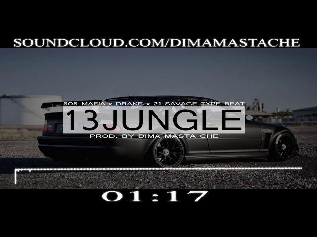 SALE | 808 Mafia x 21 Savage x Metro Boomin Type Beat 13Jungle | Prod. by Dima Masta Che