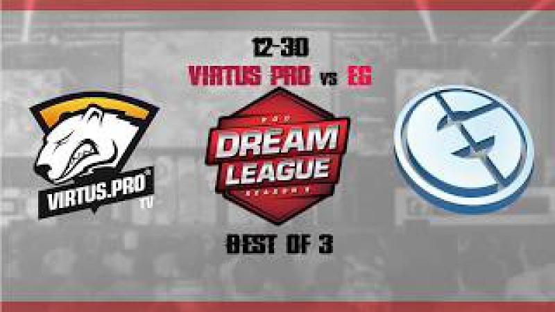 EG - VP II Dream League (bo3) game 1