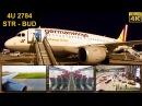 TRIP REPORT Germanwings STUTTGART - BUDAPEST Airbus A319