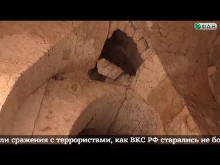 Сирия: эксперт рассказал ФАН, как сохраняли артефакты Дамаска, Пальмиры и Идлиба
