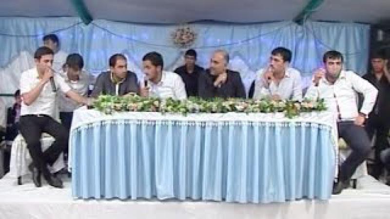 Meyxane dolansin basima - Meyxana, En yaxsi versiya - Orxan, Vuqar, Elsen, Resad, Perviz, Elekber