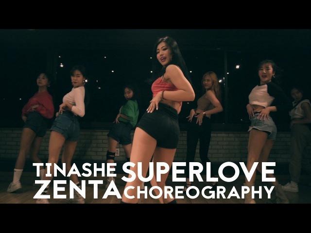 TINASHE - SUPERLOVE / CHOREOGRAPHY BY ZENTA / Girlish Waacking CLASS / 아트원 아카데미